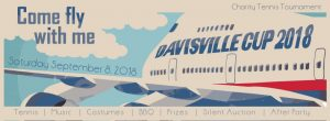 Davisville Cup 2018 – Come fly with me – GROUNDED