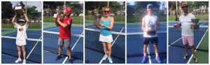 Congratulations to winners of A, B and C singles tournaments