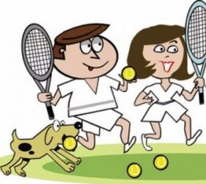 Check out the draws for the Masters singles and mixed doubles tournaments