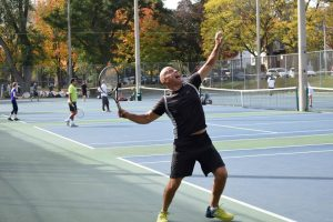 A Davisville doubles fave: Register now for our Random Tournament!