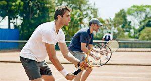 Draws ready for men's doubles tournament