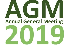Everything you need to know for our AGM!
